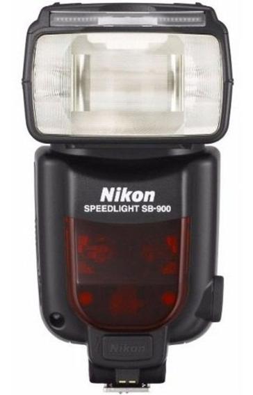 Flash Nikon Speedlight Sb-900 I-ttl Profissional Perfeito
