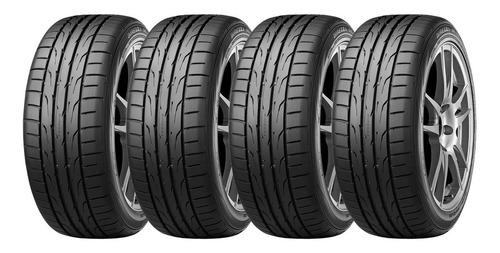 Kit 4 Neumaticos Dunlop Direzza Dz102 245 40 R18 Cavallino