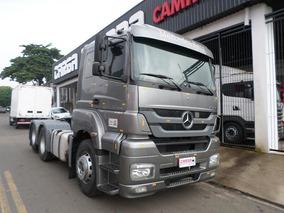 Mb 2544 6x2 2014 Aut Ar-cond= 2546 2540 Fh 440 460 Scania