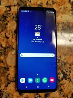 Celular Samsung S9 Plus 64g
