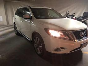 Nissan Pathfinder 3.5 Exclusive 4x4 Mt 2013