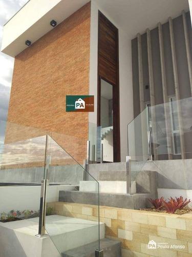 Casa Residencial À Venda, Jardim  Europa, Poços De Caldas - Mg. - Ca0212