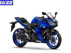 Yamaha R3 0km Azul - Consultar Precio De Contado- Mg Bikes!