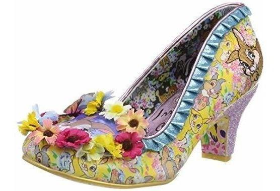 Bombas De Mujer Zapatos De Mujer 4255-39a Irregular Choice