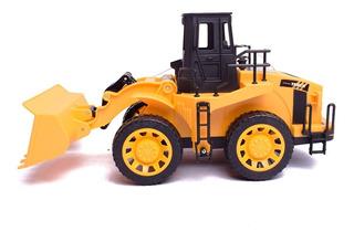 Excavadora Vehiculo De Construccion A Radio Control
