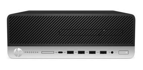 Desktop Hpcm 600 G5 Sff I5-9500 8gb 256gb W10p Gar 3 Anos On