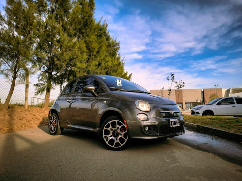 Imagen 1 de 6 de Fiat 500 1.4 Sport Mex - 2012 - Lny522