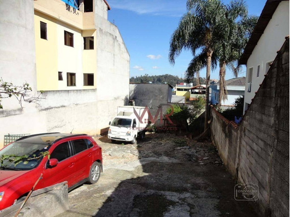 Terreno Para Alugar 250 M² Por R$ 1.500/mês - Fazenda Aricanduva - São Paulo/sp - Te0026