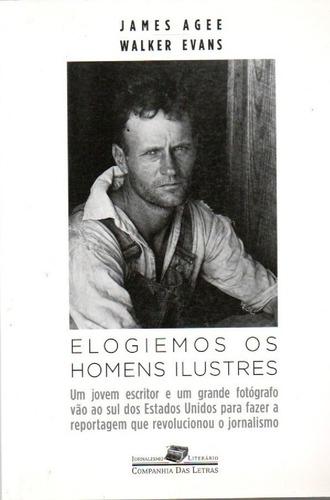 Livro Elogiemos Os Homens Ilustres