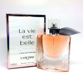 Lancôme La Vie Est Belle Edp 50ml   Original + Amostra