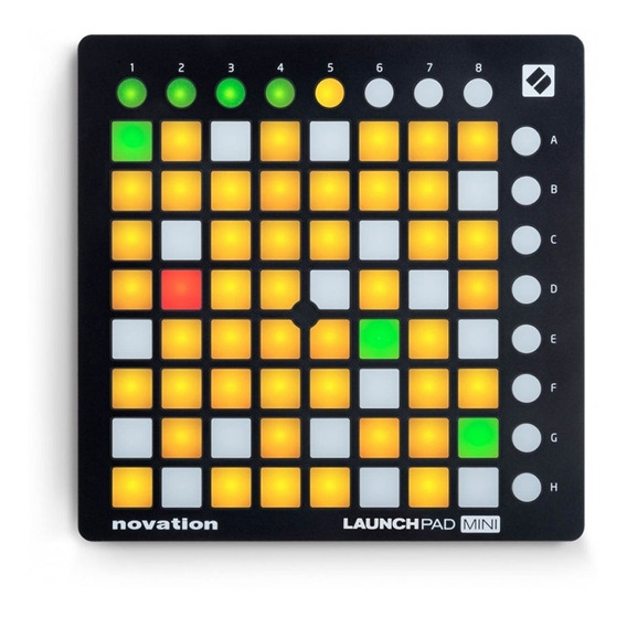 Controlador Novation Launchpad Mini Mk2 Pad Controller