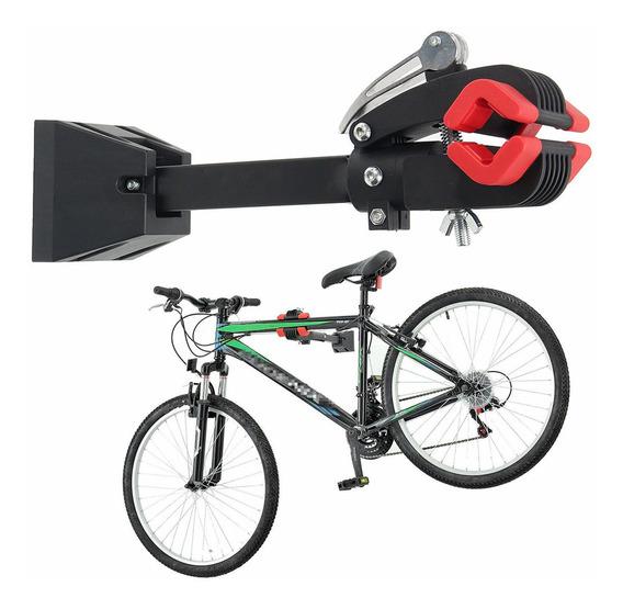 montaje en carretera Soporte para bicicleta para interior y exterior sistema de almacenamiento para bicicletas montaje en pared KOMANIC monta/ña