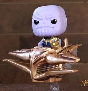 Funko Pop! - Thanos With Sanctuary 2 - Avengers: I.w. #303