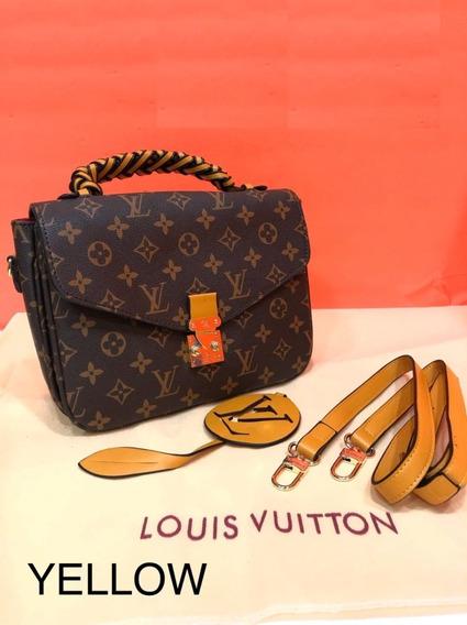 Bolso Para Dama Unisex Monogram Louis Vuitton