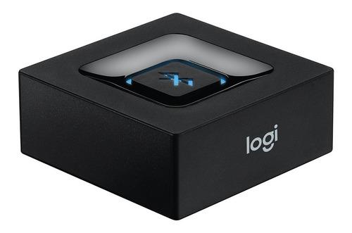 Imagen 1 de 8 de Receptor Multi Bluetooth De Audio Logitech Mini Aux Plug 3.5