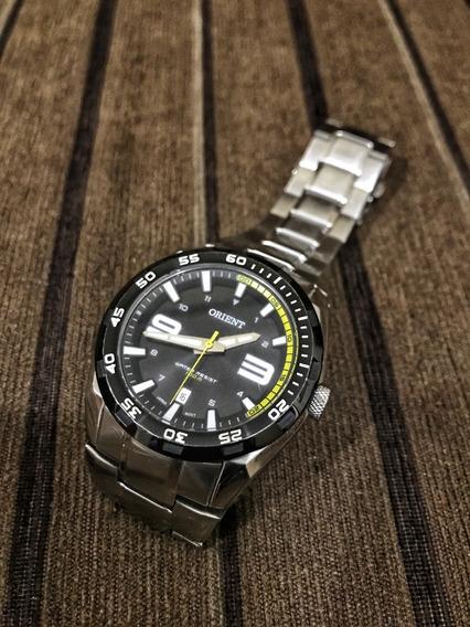 Relógio Orient Masculino Original Mbss1185 Pysx