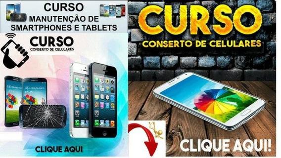 Curso Conserto De Celulares [novos Modelos] E Tablet Em Hd