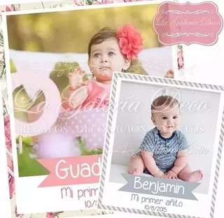Souvenir Infantil Foto Iman Personalizado Originales