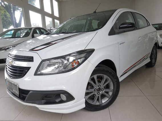 Gm Chevrolet Onix Effect 1.4 8v Flexpower Mec. 2015