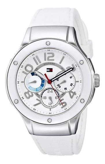 Relógio De Luxo Tommy Hilfiger Th1781310 Chronograph Analóg