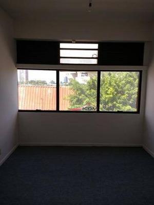 Sala Para Alugar, 34 M² Por R$ 780,00/mês - Barra Da Tijuca - Rio De Janeiro/rj - Sa0206