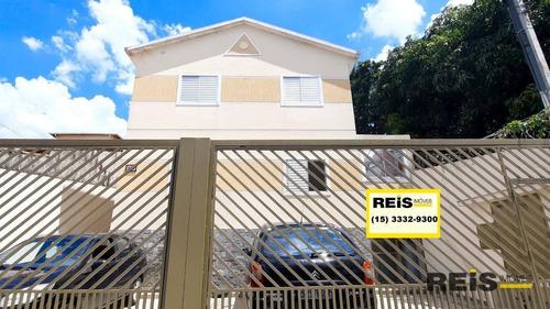 Imagem 1 de 13 de Apartamento Com 2 Dormitórios À Venda, 62 M² Por R$ 140.000,00 - Jardim Vera Cruz - Sorocaba/sp - Ap0747