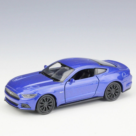Auto Ford Mustang Gt 2016 Coleccion Metal Esc1:36