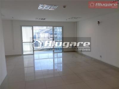 Sala Comercial Para Locação, Centro, Guarulhos. - Sa0087