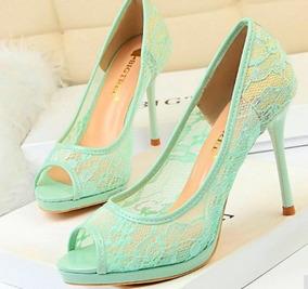 Sapato De Renda Bigtree Original