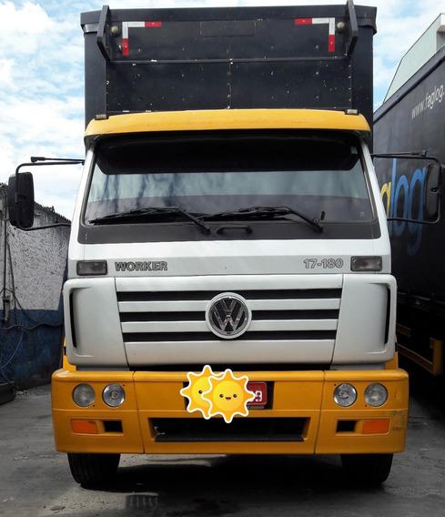Volkswagen Vw 17180 Em Otimo Estado