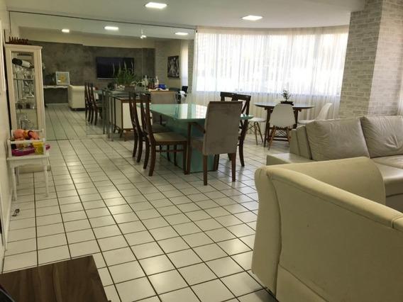 Apartamento Com 3 Dormitórios À Venda, 156 M² Por R$ 485.000,00 - Tirol - Natal/rn - Ap1239