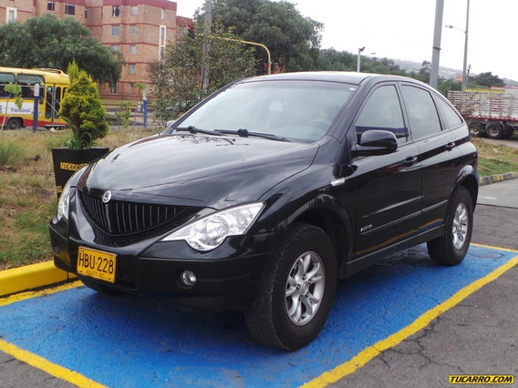 Ssangyong Actyon Mt 2300 Cc Aa