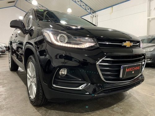 Chevrolet Tracker 1.8 Ltz+ 4x4 At