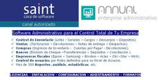 Software Saint Administrativo Para El Control Total