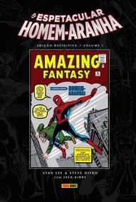 O Espetacular Homem Aranha - Edição Definitiva - Vol.1