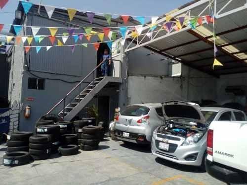 Gran Terreno En Renta Azcapotzalco