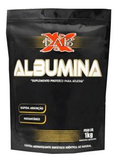 Albumina X-lab 1kg Albumina Melhor Sabor Do Mercado