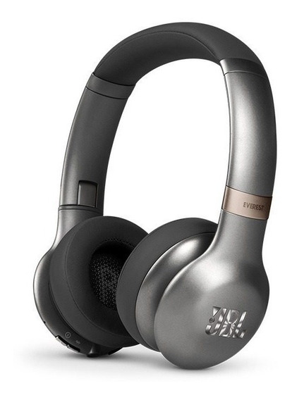 Headphone Jbl Everest 310 Grafite Com Nfe E 12x Sem Juros