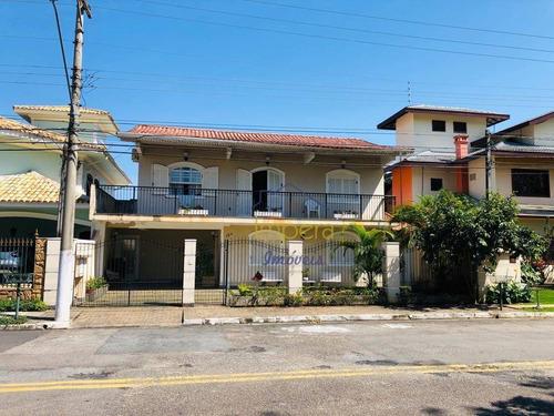 Sobrado Com 4 Dormitórios À Venda, 250 M² Por R$ 1.350.000,00 - Jardim Das Colinas - São José Dos Campos/sp - So0003
