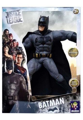 Boneco Batman Premium Liga Da Justiça 48cm - Mimo