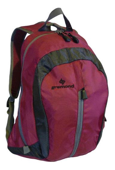 Mochila Trekking Camping Liviana Gremond Summit 15l Jsbags