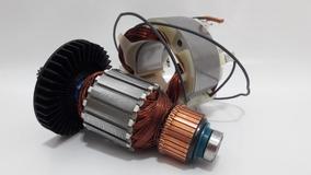 Kit Rotor+estator+escovas Serra Circular 5007n 220v Makita