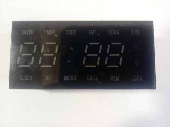 Display De Microondas Modelo Yh- Ml01ag-91