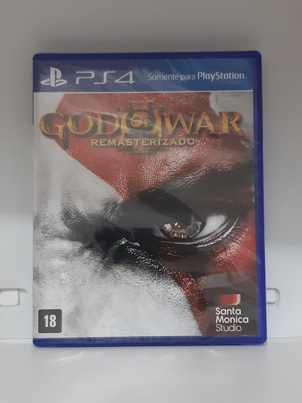 God Of War 3 Ps4 Lacrado
