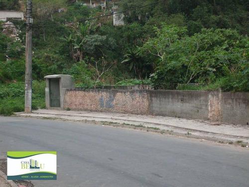 Imagem 1 de 15 de Terreno Residencial À Venda, Jardim Luciana, Franco Da Rocha. - Te0049