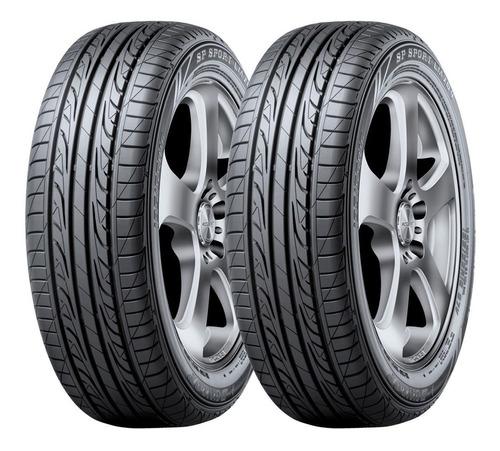 Kit X2 Neumáticos Dunlop 215/55/17 Sp Sport Lm704 + Envío!