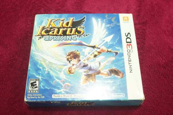 Kid Icarus Uprising 100% Cib Nintendo 3ds