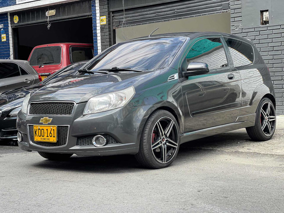 Chevrolet Aveo Emotion 2012 1.6 Gti