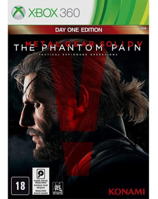 Metal Gear Solid V The Phantom Pain Day One Edition X360