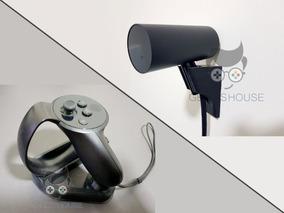 Kit De Suportes Para Sensor E Controles Touch Oculus Rift